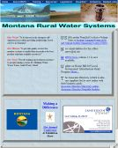 Senator gets agency's commitment to help Montana communities afford clean drinking water treatment plants that serve millions of people, and rural water systems