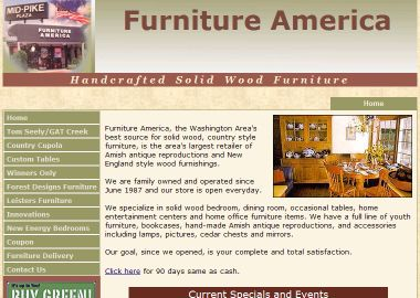 Furniture America in Rockville, MD | 5538 Randolph Rd, Rockville, MD