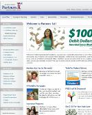 Partners+1St+Federal+Credit+Union Website