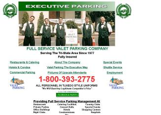 AAA+Executive+Parking Website