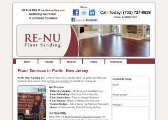 Re-Nu+Floor+Sanding Website