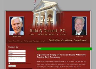 Tredway+Lumsdaine+%26+Doyle+Attorneys+LLP Website