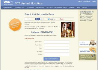 VCA+Northern+Animal+Hospital Website