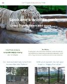 Cat+Tales+Zoological+Park Website