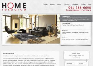 Home+Resource+Inc Website