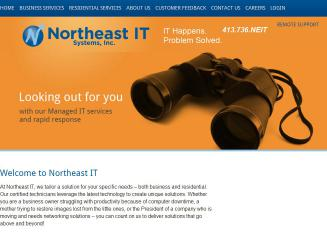 Northeast+I+Systems%2C+Inc. Website