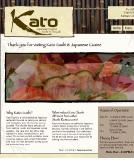 Kato+Japanese+Cuisine+Sushi Website