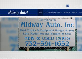 Midway+Auto+Wreckers Website