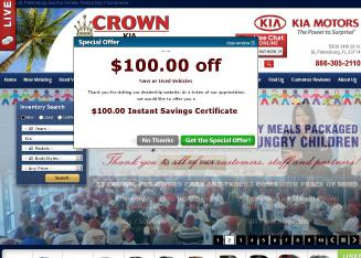 Crown Kia-Mitsubishi