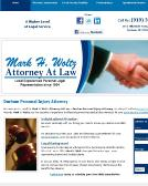 Law+Office+Of+Mark+Woltz Website