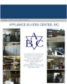 Appliance Buyer's Center Inc