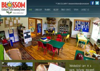 Blossom+Childcare+%26+Learning+Center Website