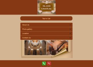 Island+Chateau Website
