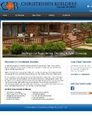 Christensen+Builders Website