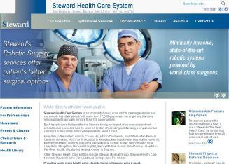 Steward+health+care+system