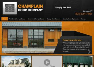 Champlain+Door+Company+Inc Website