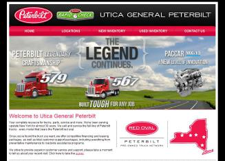 Utica+General+Truck+Co+Inc Website