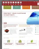 Morellis+Cleaners Website