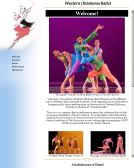 Western Oklahoma Ballet