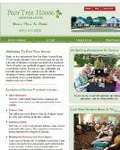 Peartree+House+Assisted+Living Website