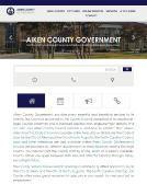 Aiken+County+Roy+Warner+Park Website
