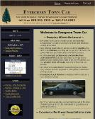 Evergreen+Town+Car+Service Website