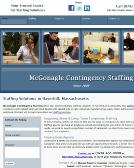 McGonagle+Contingency+Staffing+Inc Website