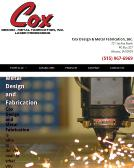 American Cleaning Systems BY Cox Design & Metal Fabrication Inc