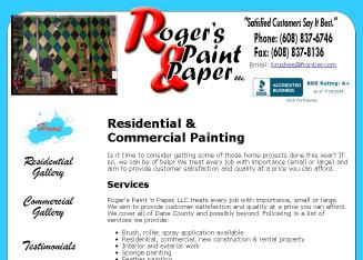 Roger%27s+Paint-N-Paper+LLC Website