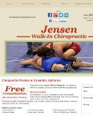 Jensen Chiropractic Sports Center