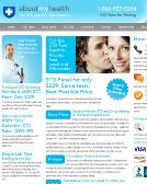 About+My+Health+HIV+%26+STD+Testing Website