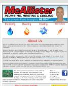 MC Allister Plumbing & Heating Inc