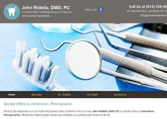 Ridella+John+DMD Website