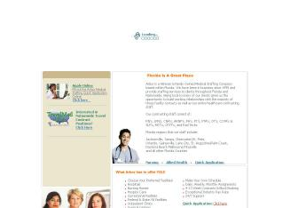 Arbor+Medical+Staffing Website