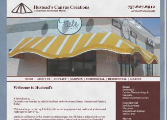 Hustead's Canvas Creations