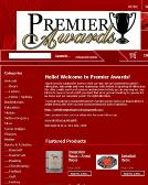Premier+Awards Website