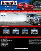 Lowery%27s+Auto+Sales Website