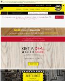 Lumber+Liquidators Website