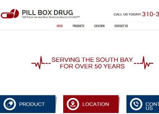 Pill+Box+DRUG Website