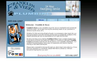 Franklin+%26+Vizzo Website