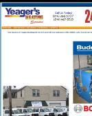 Yeagers+Heating+Service Website