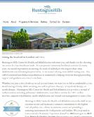 Huntington+Health+And+Rehabilitation+Center Website