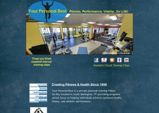 Your Personal Best Fitness Consulting