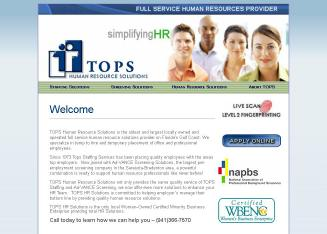 Tops Hr Solutions