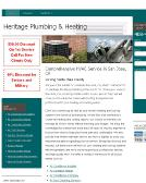 Heritage Plumbing, Heating & Air Conditioning