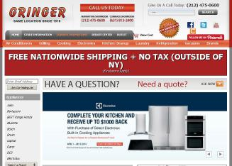 Gringer+%26+Sons+Inc Website
