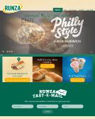Runza Website