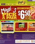 Mazzio%27s+Pizza Website