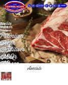 Central+Meats Website