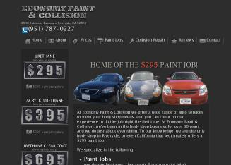 Economy Paint & Collision
